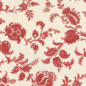Cinnaberry - Jacobean Vanilla Cranberry Yardage