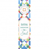 Quilting Mends the Soul Bookmark