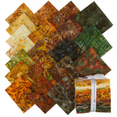 Artisan Batiks - Cornucopia 9 Fat Quarter Bundle