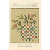 Patchwork Basket Wall Hanging Pattern