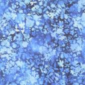 Haven - Shadows Blue Yardage