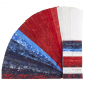 Freedom Batiks Strips