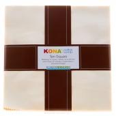 Kona Cotton - Not Quite White Ten Squares