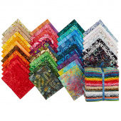 Bahama Batiks Fat Quarter Bundle