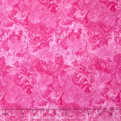 Wilmington Essentials - Pinking of You Embellishment Bright Pink Yardage