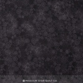 Wilmington Essentials - Jet Set Sparkles Black Yardage