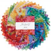 Kaffe Florals Rainbow Charm Pack