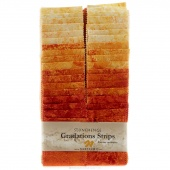 Stonehenge Gradations Brights - Sunglow Strips