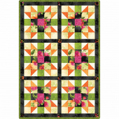 Paradise Sister's Choice Quilt Pod Kit