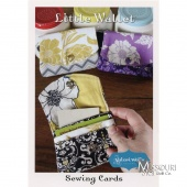 Little Wallet Sewing Cards