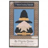 Mr. Pilgrim Gnome Precut Fused Appliqué Pack