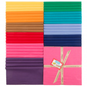 """Confetti Cottons Crayola Solid Color 10"""" Stackers"""