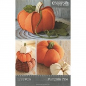 Crossroads Pumpkin Trio Pattern