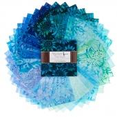 Artisan Batiks - Greenhouse 3 Charm Pack