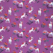 Uni the Unicorn - Toss Purple Yardage