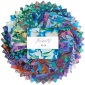 Kaffe Fassett Collective August 2020 Cold Charm Pack