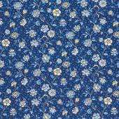Provencial - Provencial Blossom Royal Yardage