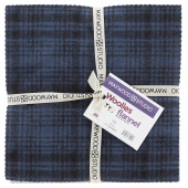 "Woolies Flannel 10"" Squares"