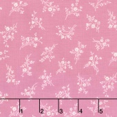 Afternoon in the Attic - Cameo Blossom Rose Flannel Yardage