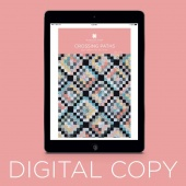 Digital Download - Crossing Paths Quilt Pattern by MSQC