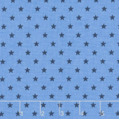 Harry & Alice - Star Blue Yardage