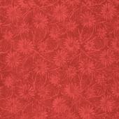 Aloha Batiks - Red Yardage