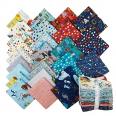 Hello World Fat Quarter Bundle