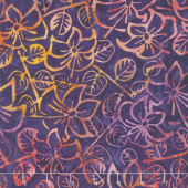 Tonga Batiks - Dragonfly Luau Gypsy Yardage