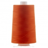 Tangerine OMNI Thread - 6,000 yds (poly-wrapped poly core)