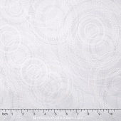 Nature's Pearl - Beaded Circle Pearl Pearlized Yardage
