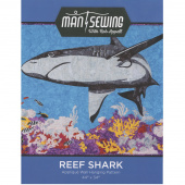 Reef Shark Pattern from Man Sewing