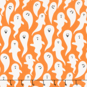 Hocus Pocus - Ghosts Orange Yardage