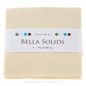 Bella Solids Fig Tree Cream Charm Pack