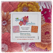 Liberty Garden Pink Favorites Charm Pack
