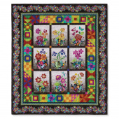 Teapot Sampler Block of the Month