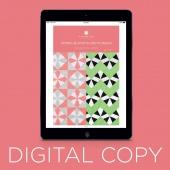 Digital Download - Spring Bloom & Switchback Quilt Pattern by Missouri Star