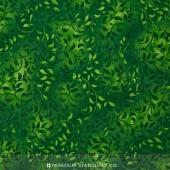 Wilmington Essentials - Climbing Vine Emerald Green Yardage