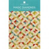 Magic Diamonds Pattern