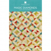 Magic Diamonds Pattern