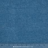 Burlap Solids - Marine Blue Yardage