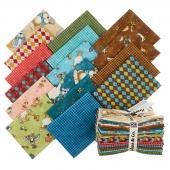 No Fowl Play Fat Quarter Bundle