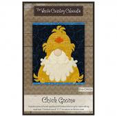 Chick Gnome Precut Fused Appliqué Pack