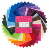 Artisan Batiks - Prisma Dyes Spectrum Palette Charm Pack