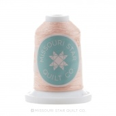 Missouri Star 50 WT Cotton Thread Pink Sand