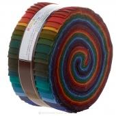 Kona Cotton Solids - New Dark Palette Roll Up