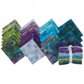 Artisan Batiks - Serenity Lake Fat Quarter Bundle