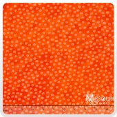 Moda Marble Dots - Orange Yardage