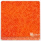 Moda Marble Dots - Orange Yardage