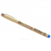 Pigma Micron 05 Pen .45mm Royal Blue