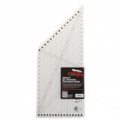 "Creative Grids 8"" 45 Degree Diamond Dimensions Ruler"